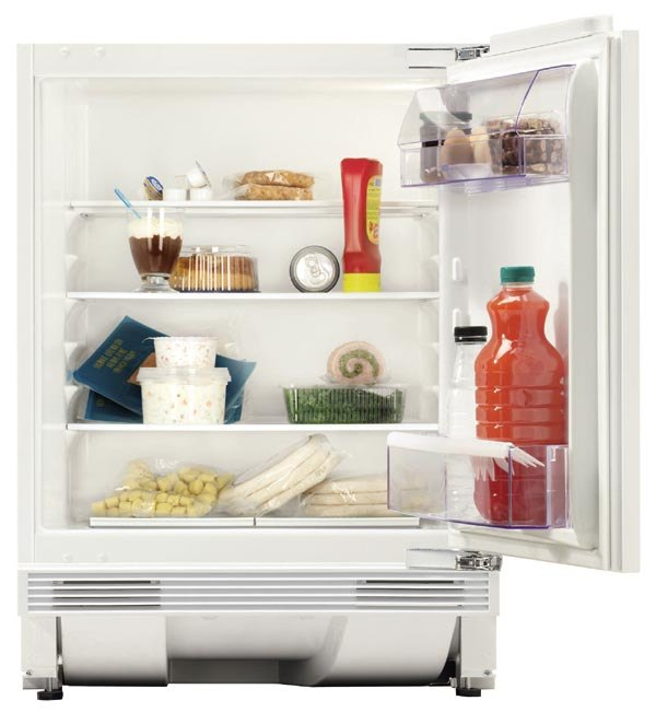 Zanussi ZQA14030DA Onderbouw koelkast