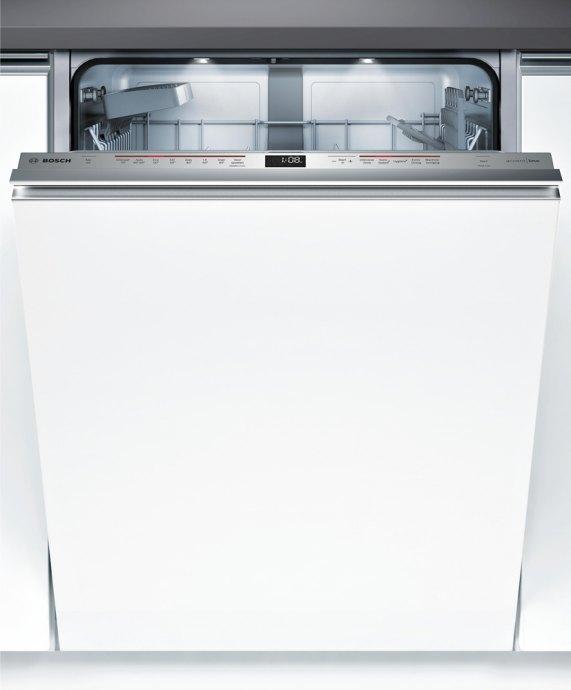 Bosch SBA68IX02N Volledig geintegreerde vaatwasser