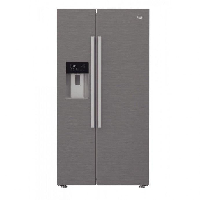 Beko GN162530X Side By Side koelkast