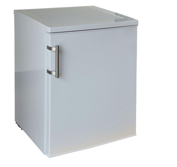 Baumatic BRFI600W Vrijstaande koelkast