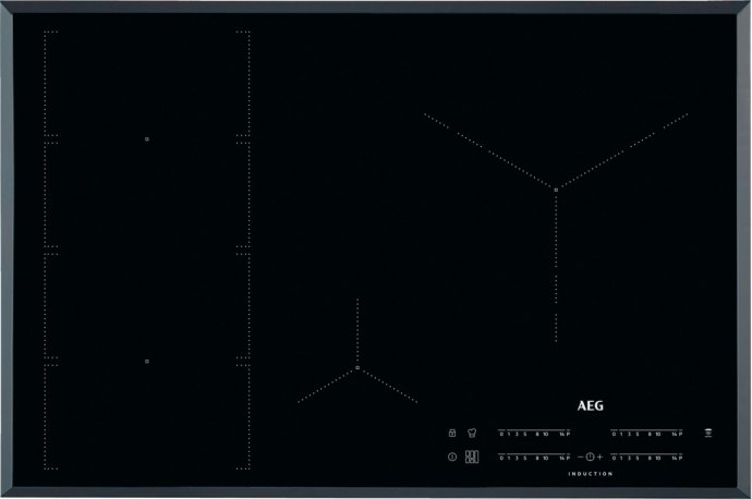 AEG - IKE84475FB Inductie kookplaat