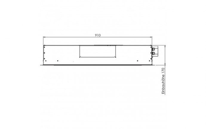GUTMANN - 04EM960B Plafondunit