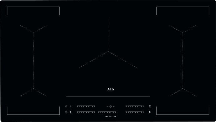 AEG - IKE95454IB Inductie kookplaat