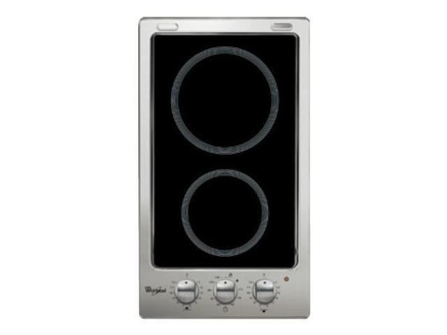 Whirlpool AKT316IX Domino keramische kookplaat