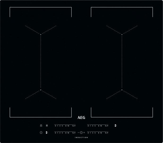 AEG - IKE64450IB Inductie kookplaat