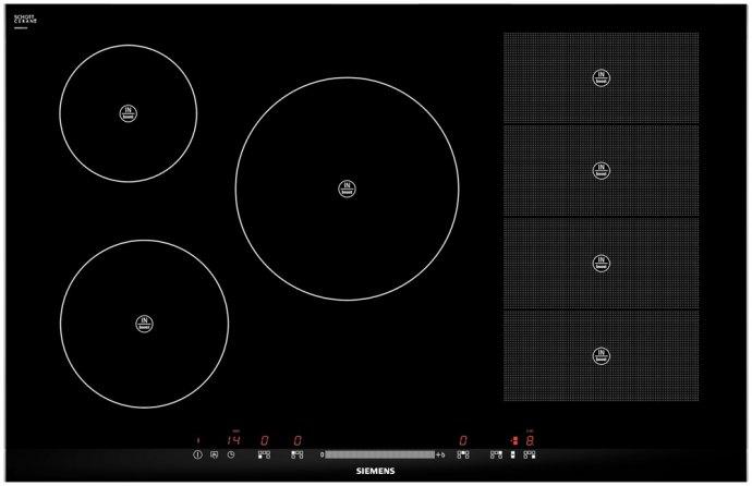 Siemens - EH875MP17E Inductie kookplaat