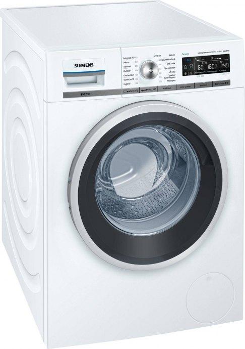 Siemens WM16W672NL Vrijstaande wasmachines