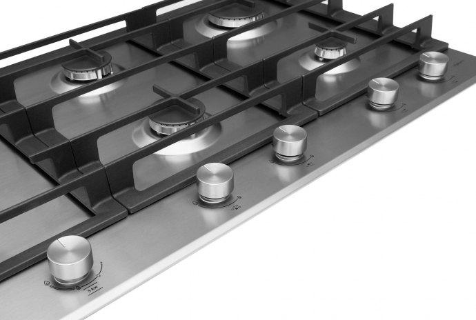 Whirlpool - GMW9552IXL Gaskookplaat