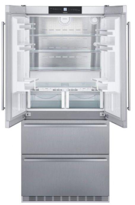 Liebherr CBNES625624 Side By Side koelkast