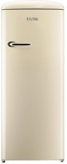 ETNA KVV754BEI Vrijstaande kastmodel koelkast