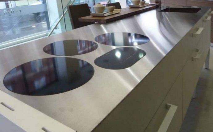 ABK - ICI0302 Domino inductie kookplaat