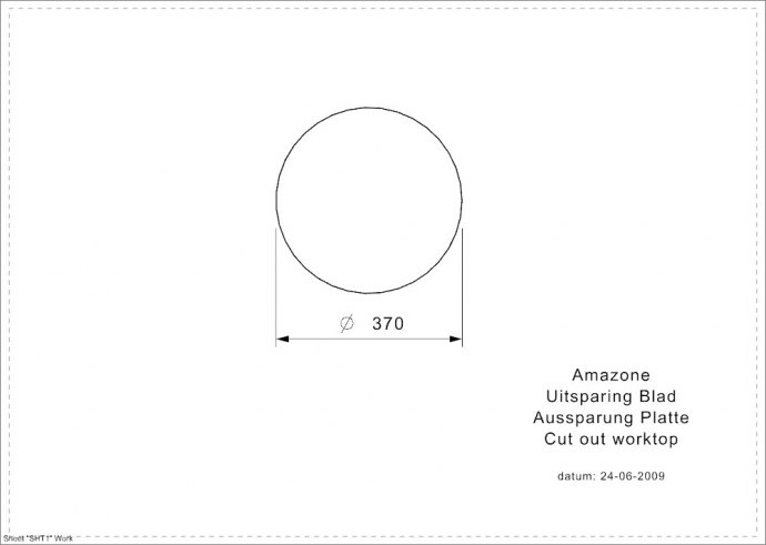 Reginox - R00632 Spoelbakken