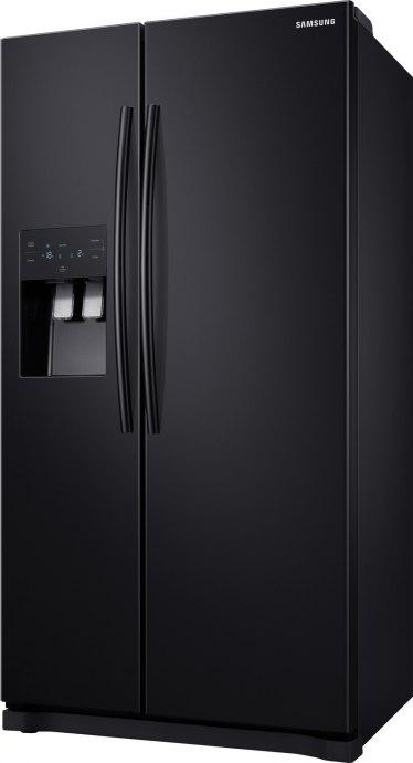 Samsung - RS50N3403BCEF Side By Side koelkast