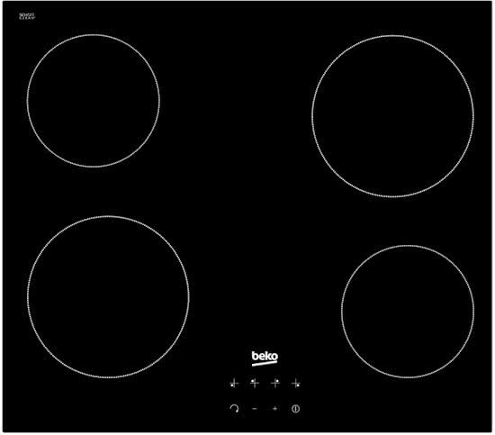 Beko HIC16440E Keramische kookplaat