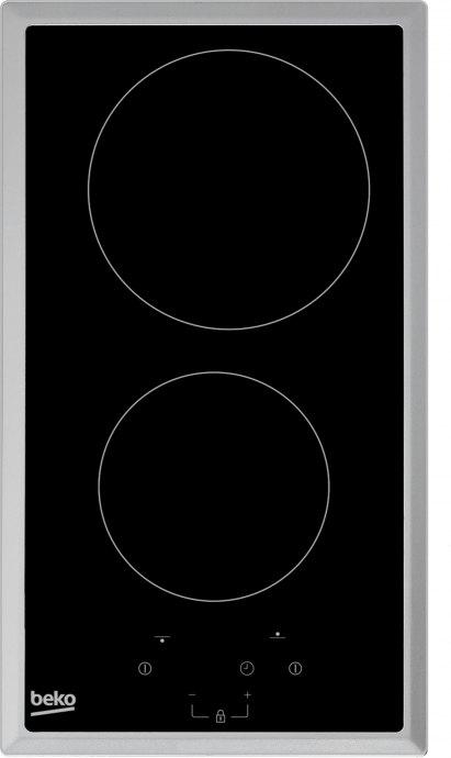 Beko HDMC32400TX Domino keramische kookplaat