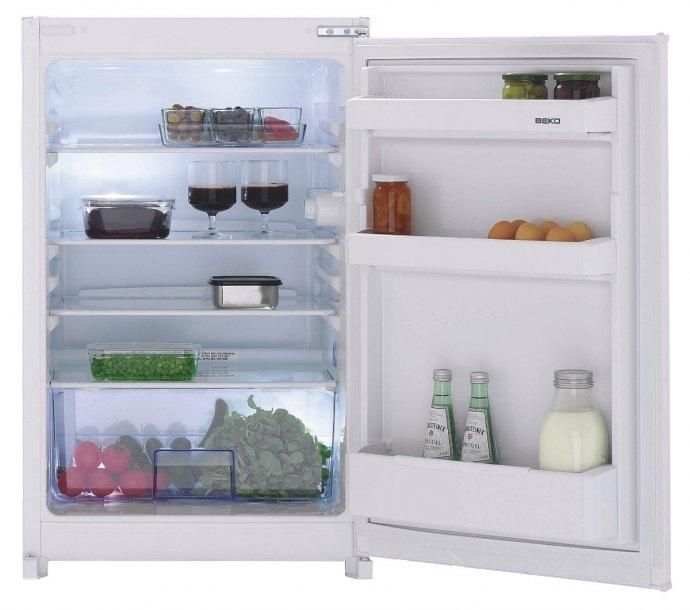 Beko B1802A++ Inbouw koelkasten t/m 88 cm