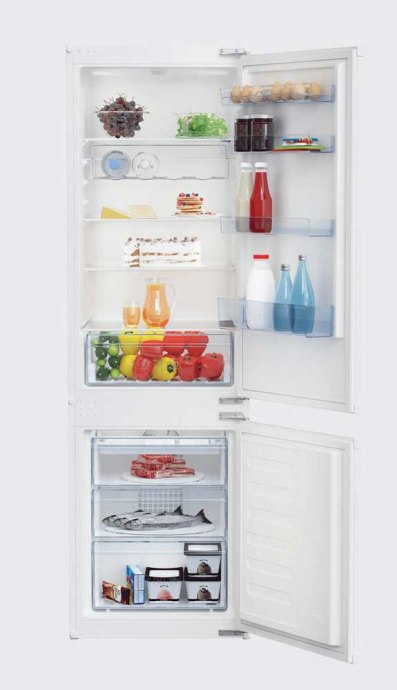 Beko BCHA275K3S Inbouw koelkasten vanaf 178 cm