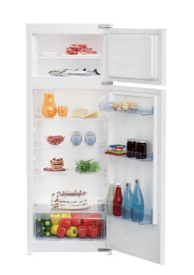 Beko BDSA250K2S Inbouw koelkasten rond 140 cm