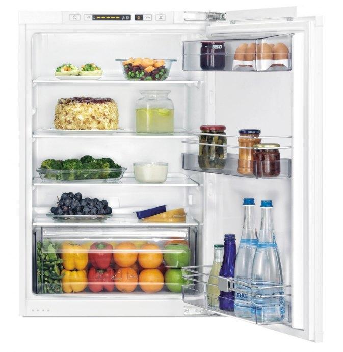 Beko BTS116000 Inbouw koelkasten t/m 88 cm