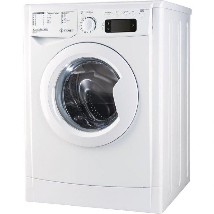 Indesit EWE81683WEU Vrijstaande wasmachines