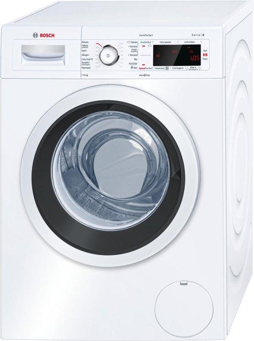 Bosch WAW32461NL Vrijstaande wasmachines