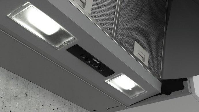 Siemens - LE63MAC00 Geintegreerde afzuigkap