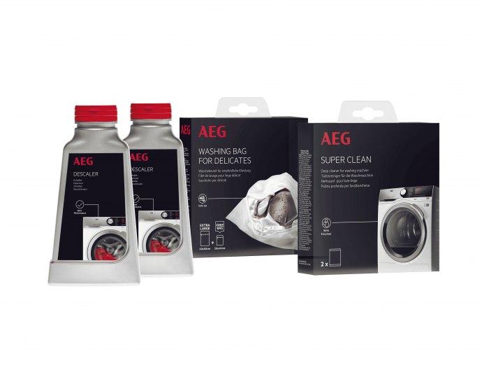 AEG A6WKP1001 Accessoires vrijstaande wasmachine