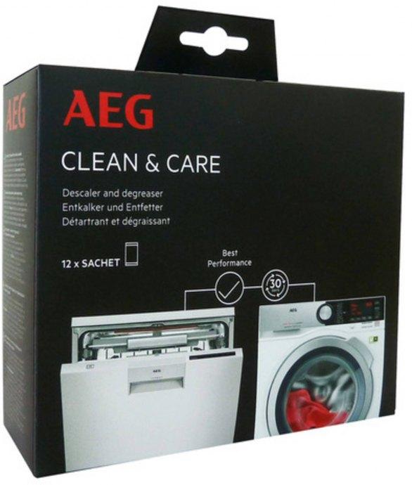 AEG A3WKSPORT1 Accessoires vrijstaande wasmachine