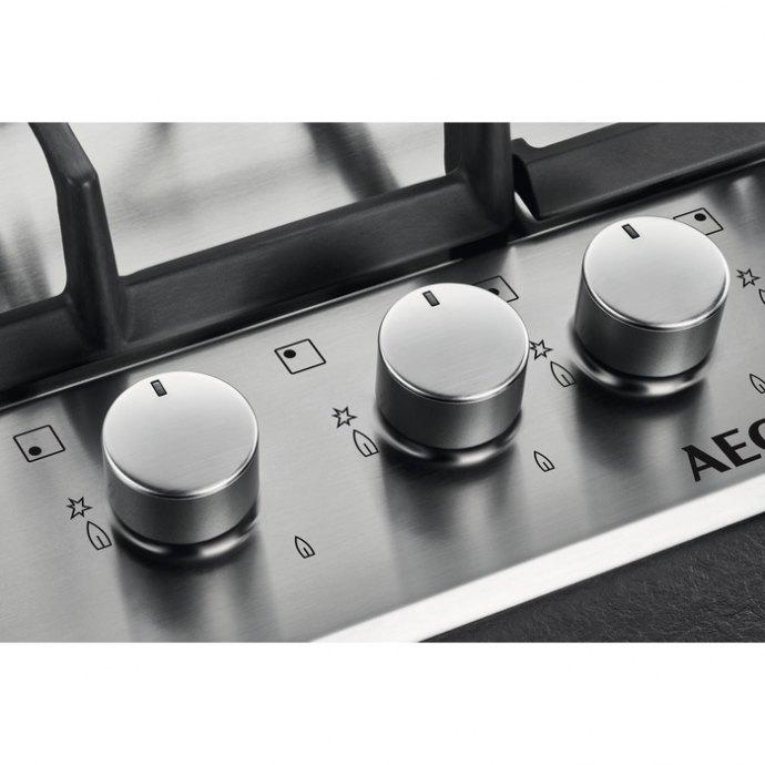 AEG - HGB95520SM Gaskookplaat