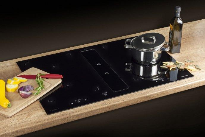 Airo IG800100 Kookplaat met afzuiging