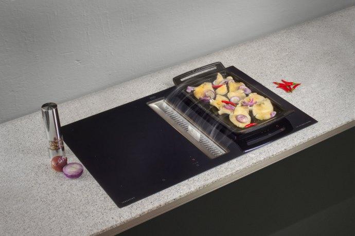 Airo IG800200 Kookplaat met afzuiging