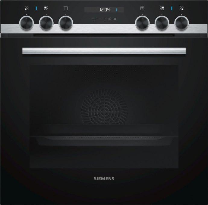 Siemens HE517ABS0 Oven t b v kookplaat