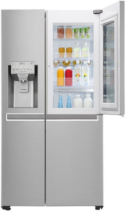 LG GSX961NEAZ Side By Side koelkast