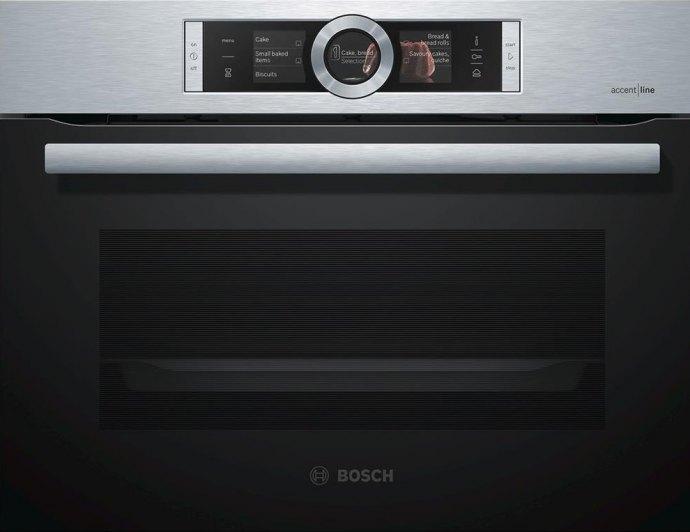 Bosch CSG856NS1 Stoomoven