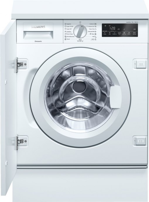 Siemens WI14W540EU Inbouw wasmachines