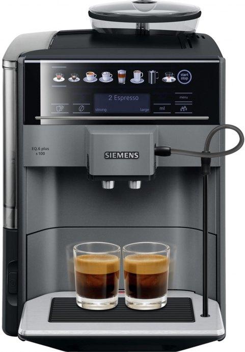 Siemens TE651209RW Koffiezetter vrijstaand