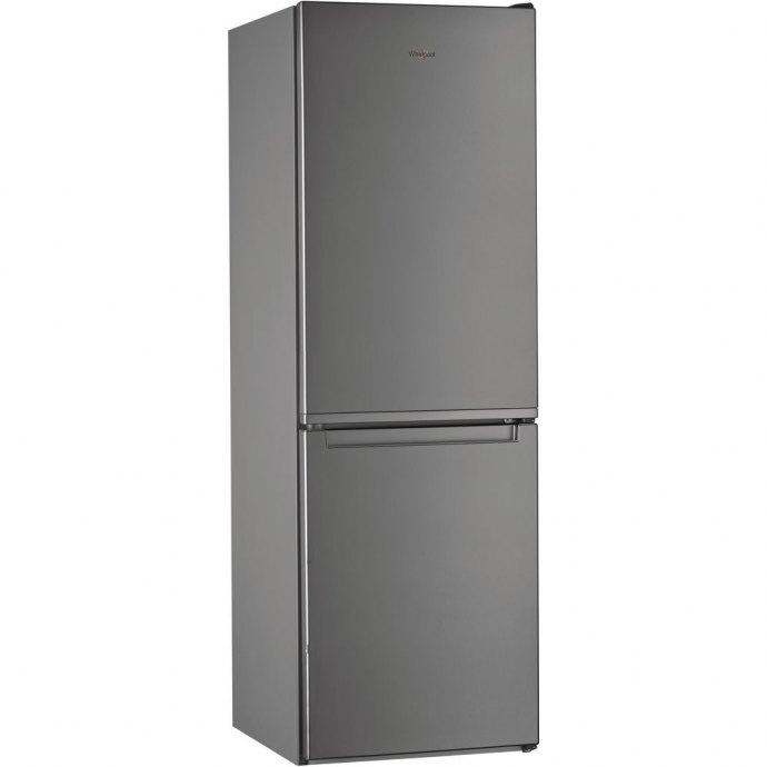 Whirlpool W5721EOX Vrijstaande koelkast
