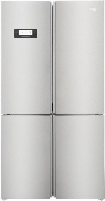 Beko GN1416233ZX Side By Side koelkast