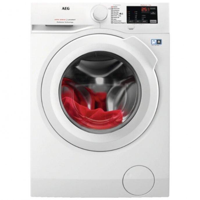 AEG L6FB94IW Vrijstaande wasmachines