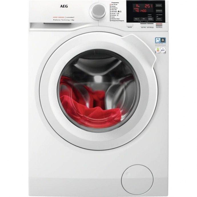 AEG L6FBN6862 Vrijstaande wasmachines