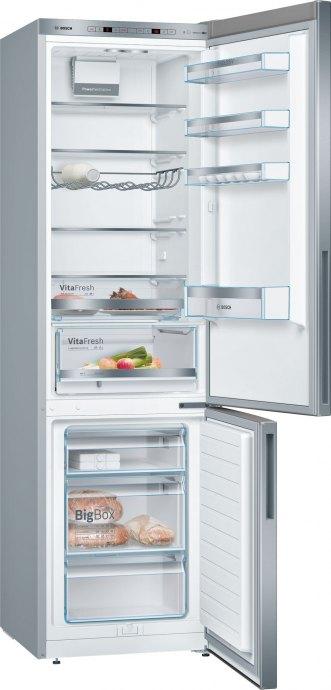 Bosch KGE39VL4A Vrijstaande koelkast