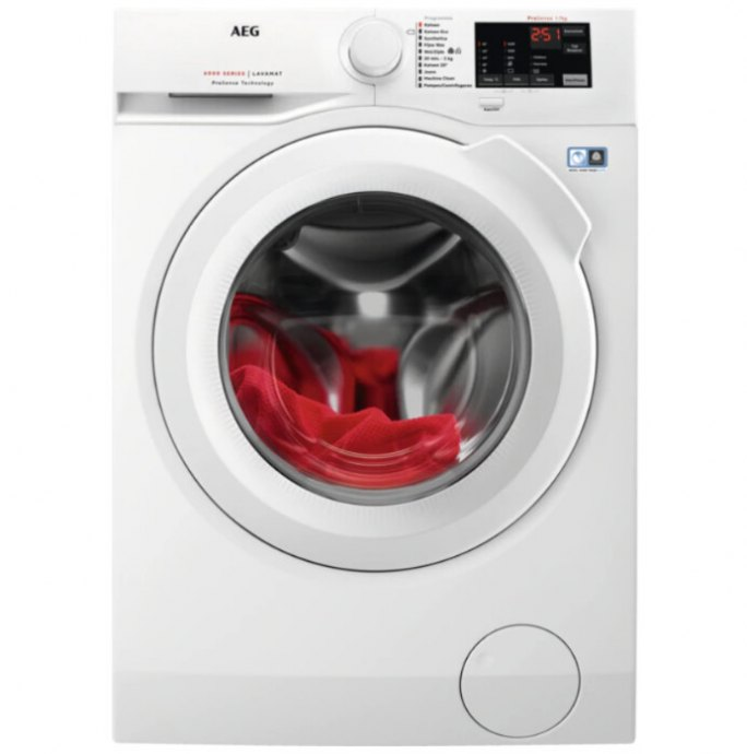 AEG L6FBN5740 Vrijstaande wasmachines