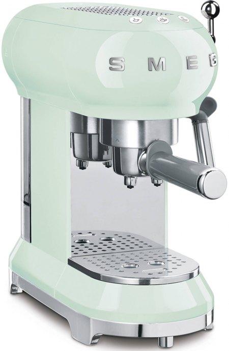 Smeg ECF01PGEU Koffiezetter vrijstaand
