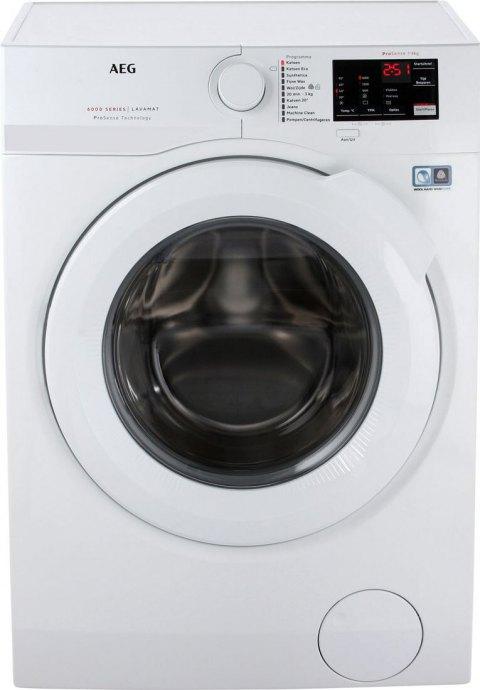 AEG L6FB86IW Vrijstaande wasmachines