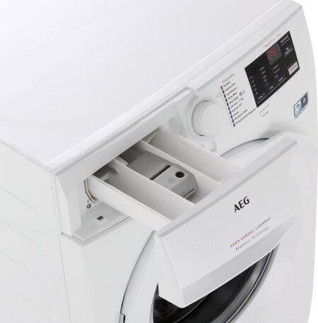 AEG - L6FB86IW Vrijstaande wasmachines