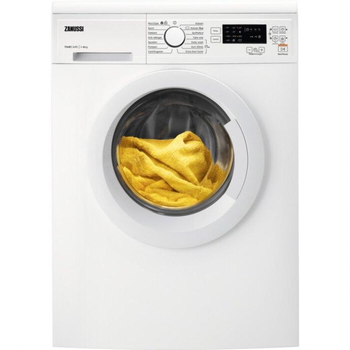 Zanussi ZWFN8260 Vrijstaande wasmachines