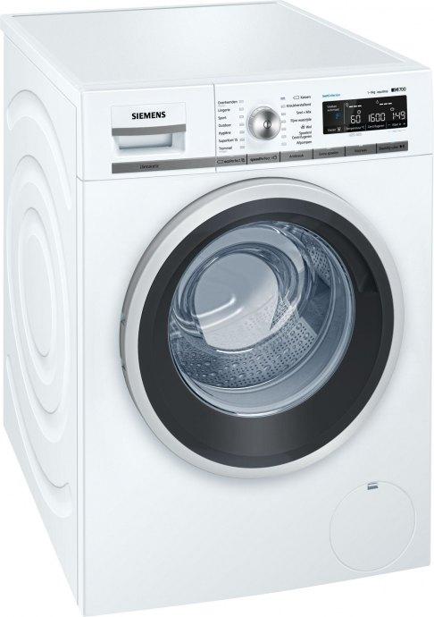 Siemens WM16W4G2NL Vrijstaande wasmachines