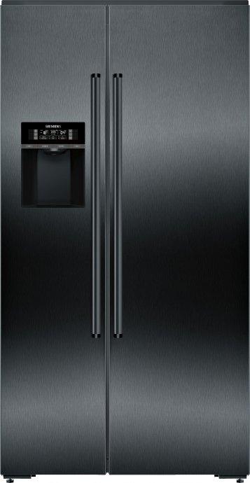 Siemens KA92DHXFP Side By Side koelkast