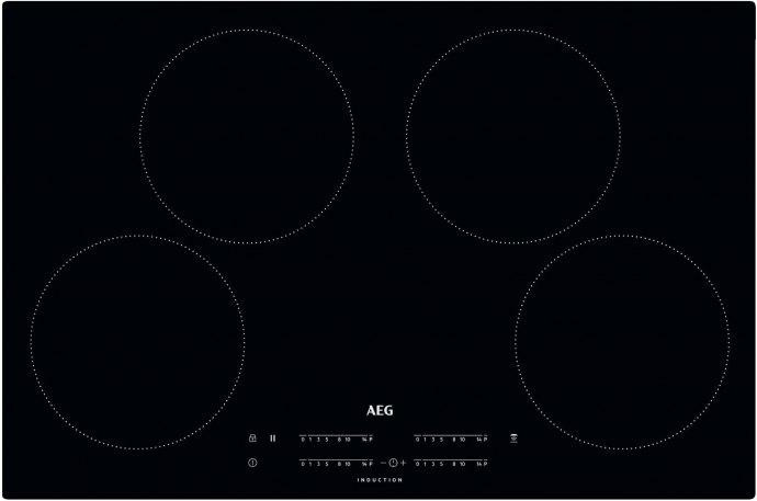 AEG IKK8440SCB Inductie kookplaat