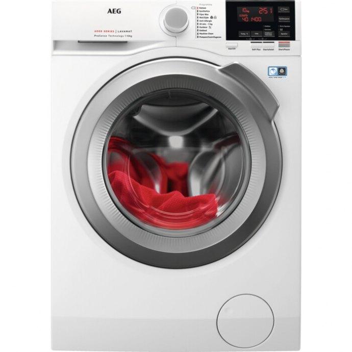 AEG L6FBMAXI Vrijstaande wasmachines